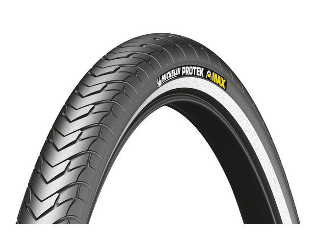 "Michelin Protek Max 28"" trådet refleks, black"